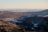 Vue à partir du point de vue de la Vallée (celui en haut)