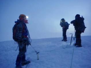 À 5500 mètres d'altitude