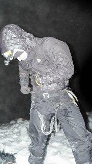 Alain dans la nuit