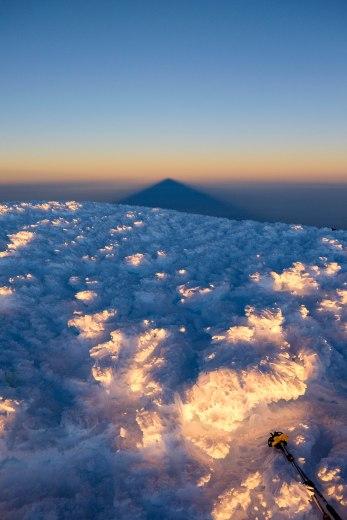 L'ombre du Chimborazo
