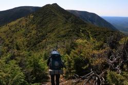 Prochain... Le mont Fortin... Crédit photo: Jonathan B.