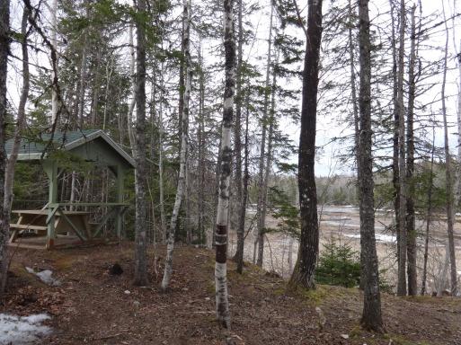 St. Anns Provincial Park, particulièrement ennuyant