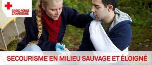 Crédit : Croix-Rouge Canadienne