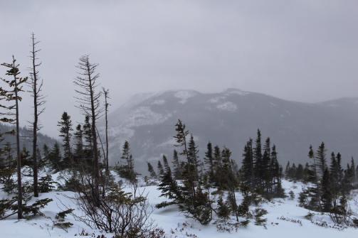 Mont du Cadot. Photo : Alain Côté