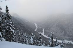 Sommet du mont Andante - Crédit photo: Alain Côté